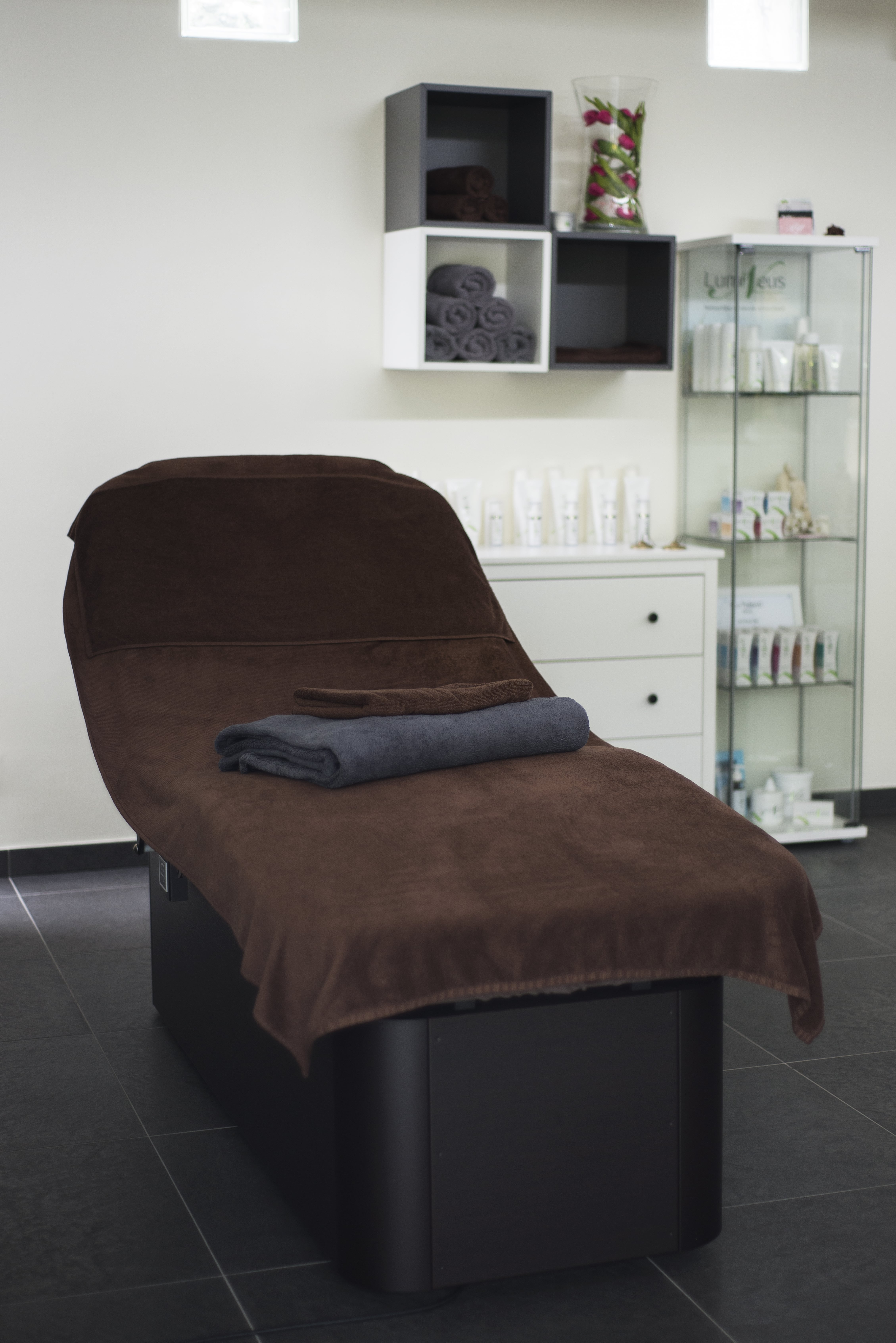 Massage ontspanning sauna
